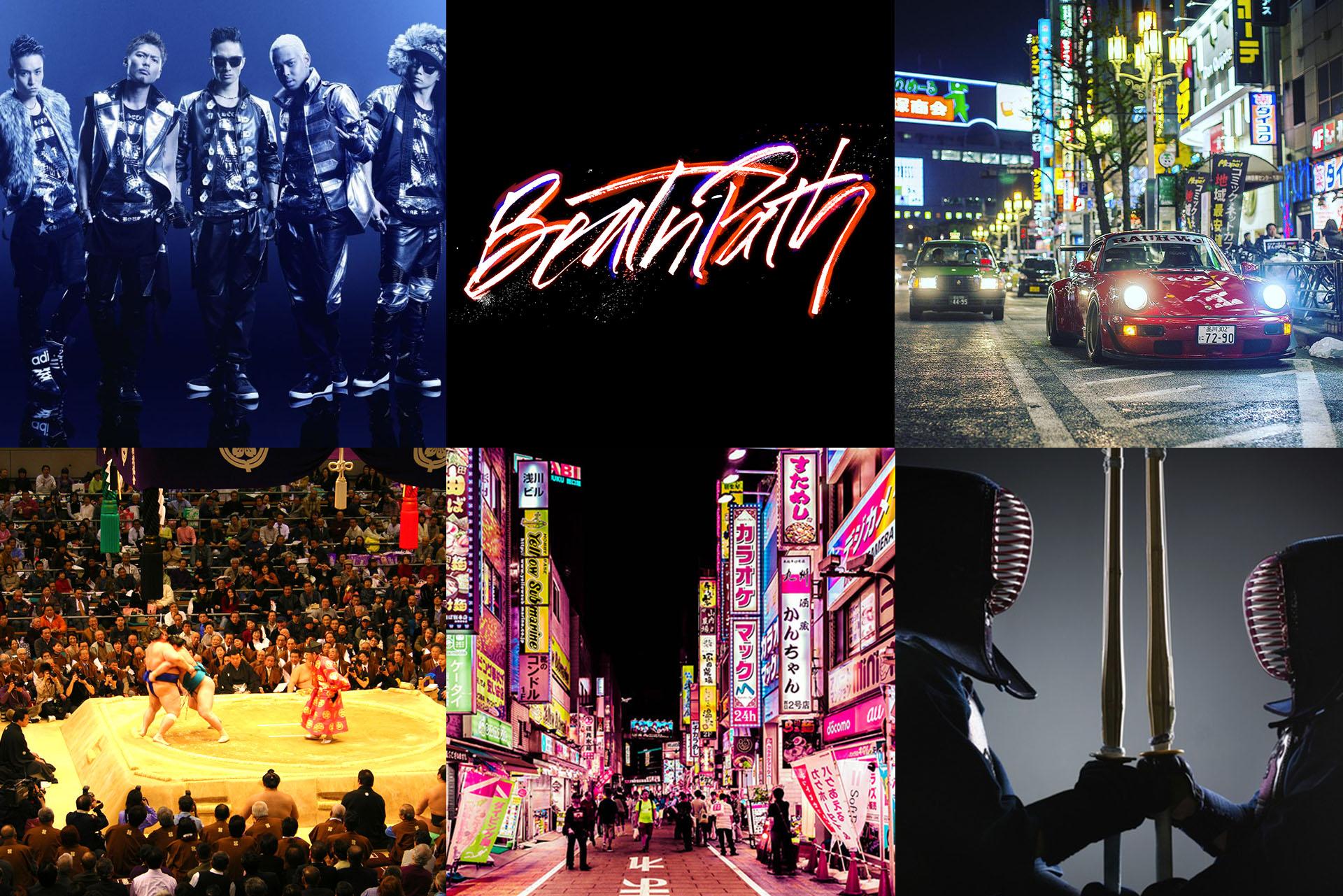 BEAT N PATH JAPAN